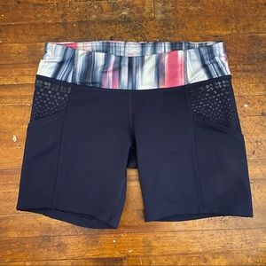 """Lululemon 5"""" Run Shorts, size 6"""